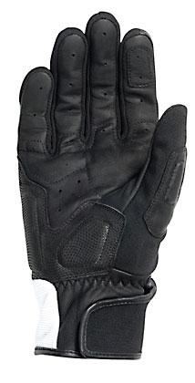REV'IT! Giri Summer Gloves - Col. Black/White