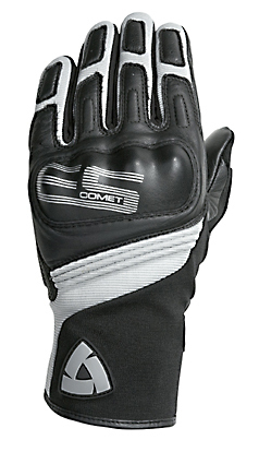 REV'IT! Comet Summer Gloves - Col. Black/Grey