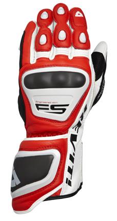 Gloves Rev'it Jerez Red-White