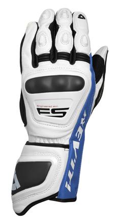 Gloves Rev'it Jerez White-Bleu