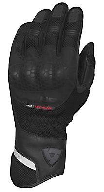 REV'IT! Dirt Summer Gloves - Col. Black