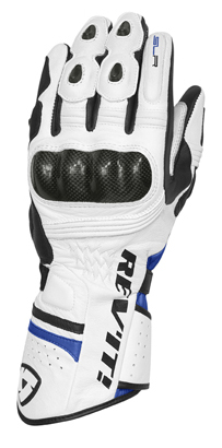 Gloves Rev'it SLR White-Blue
