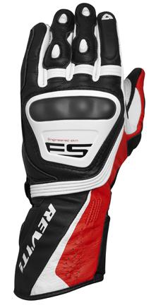 Gloves Rev'it Tarmac Black-Red