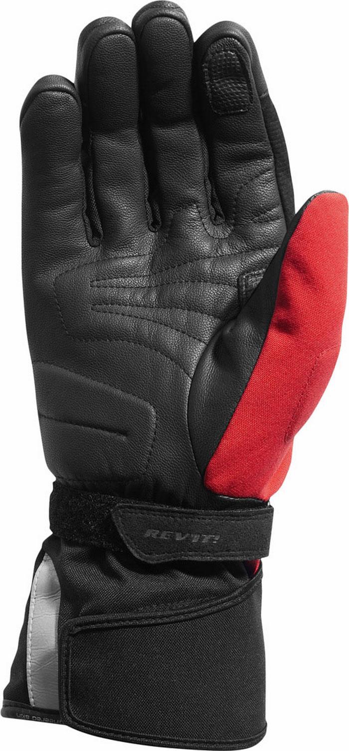Gloves Rev'it Nepal H2O Black-Red