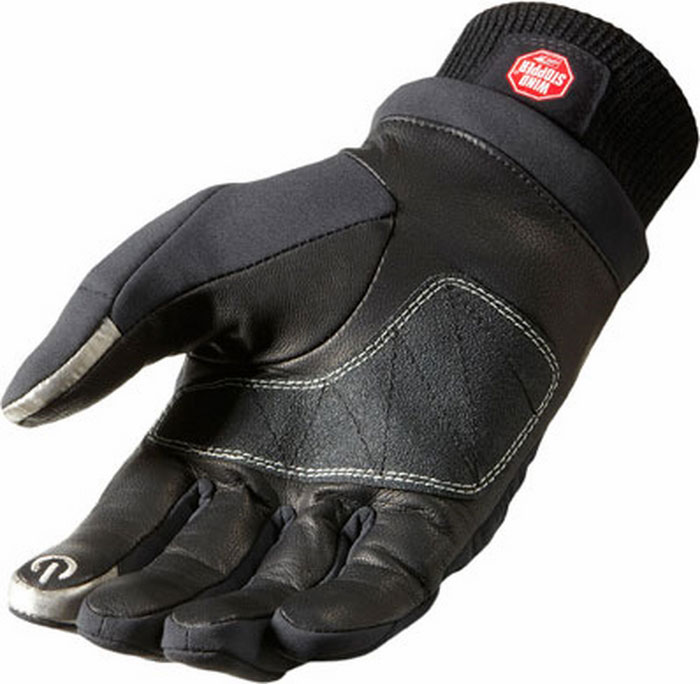 Rev'it Hybrid WSP winter  motorcycle gloves black