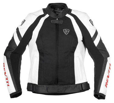Jacket Rev'it Phoenix Bianco-Nero