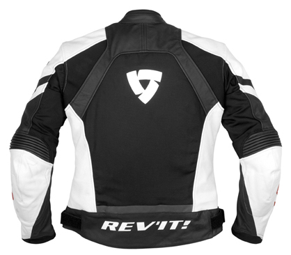 Jacket Rev'it Phoenix White-Black