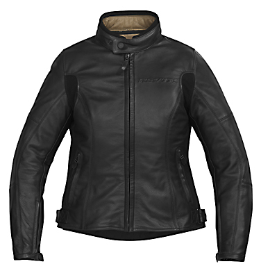 Giacca moto donna in pelle Rev'it Union Ladies