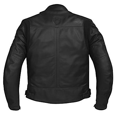 REV'IT! Union Leather Jacket - Col. Black