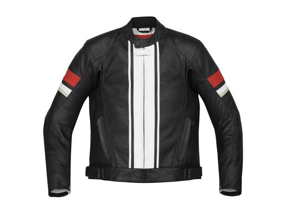 Jacket Rev'it CR Black-Red