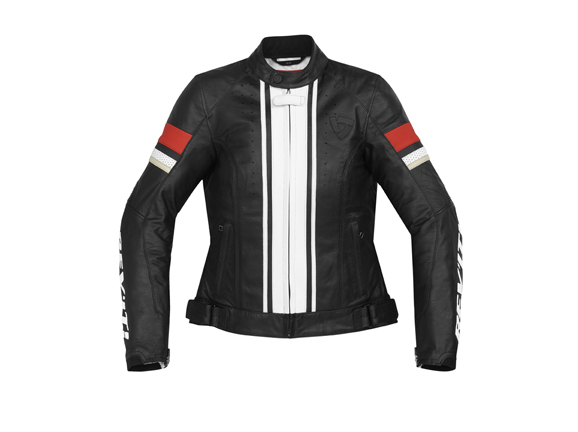 Jacket Rev'it CR Ladies Black-Red