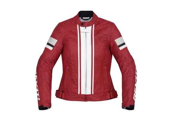Jacket Rev'it CR Ladies Red-White