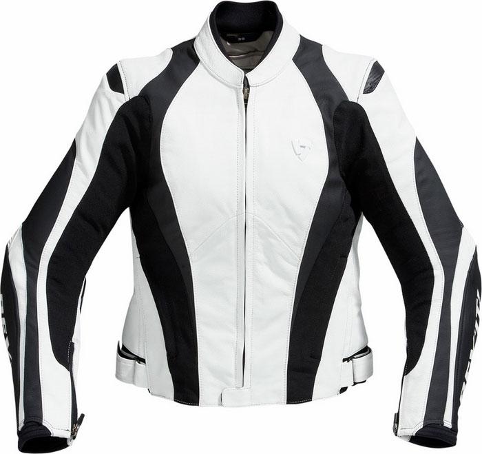 Jacket Rev'it Raven Ladies White-Black