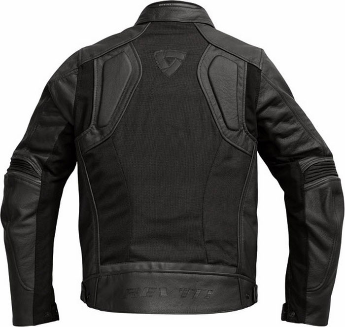 Rev'it Ignition 2 motorcycle jacket black-anthracite