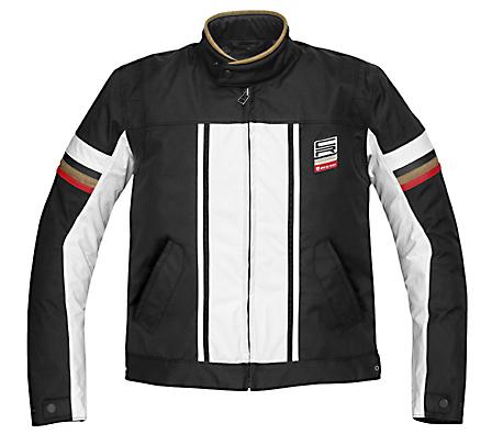 REV'IT! CR Jacket - Col. Black/White