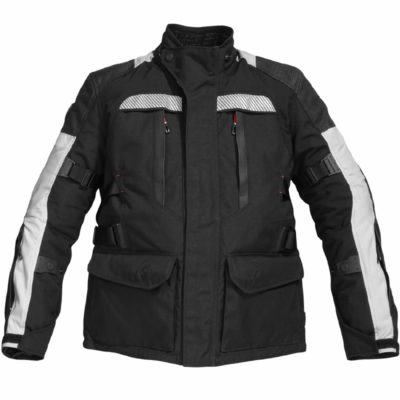 REV'IT! Legacy GTX Jacket - Col. Black/Silver