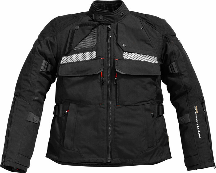 REV'IT! Defender GTX Jacket - Col. Black