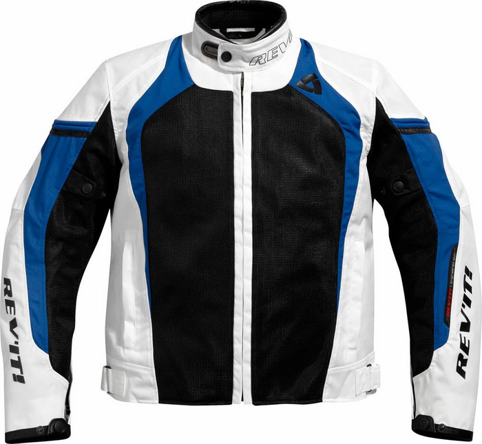 Jacket Rev'it Tarmac Air White-Blue