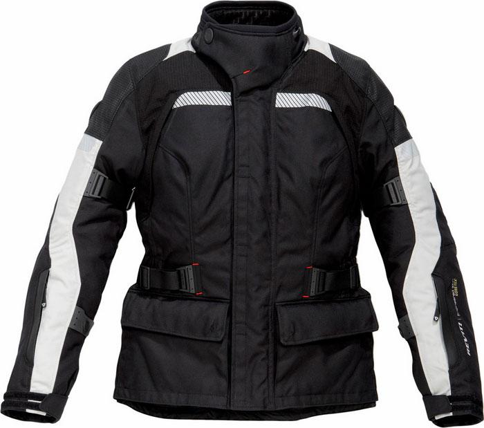 Jacket Rev'it Legacy GTX Ladies Black-Silver
