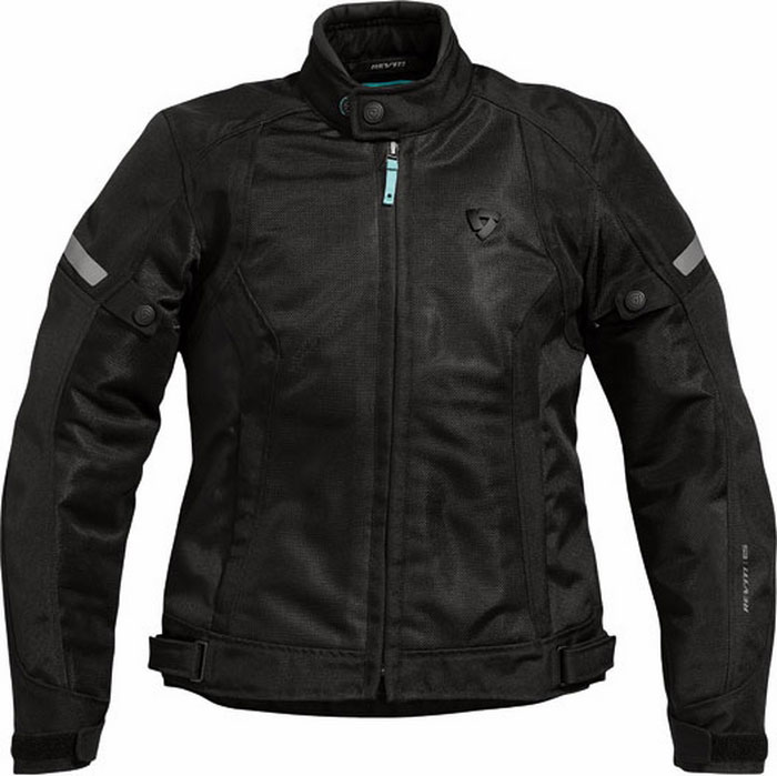 Giacca moto donna estiva Rev'it Airwave Ladies nera