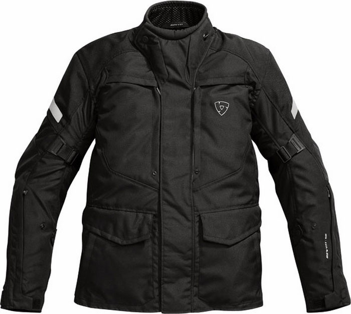 Rev'it Spectrum motorcycle jacket black