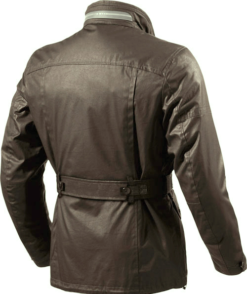 Rev'it Melville motorcycle jacket brwon Urban Collection