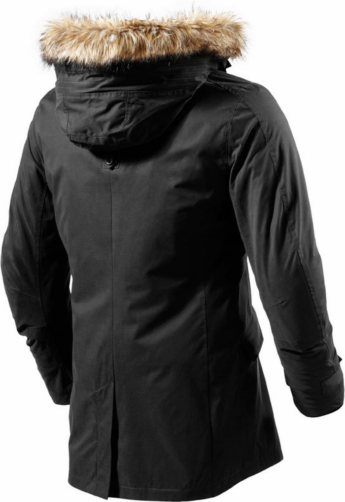Rev'it Rambla  motorcycle jacket black Urban Collection