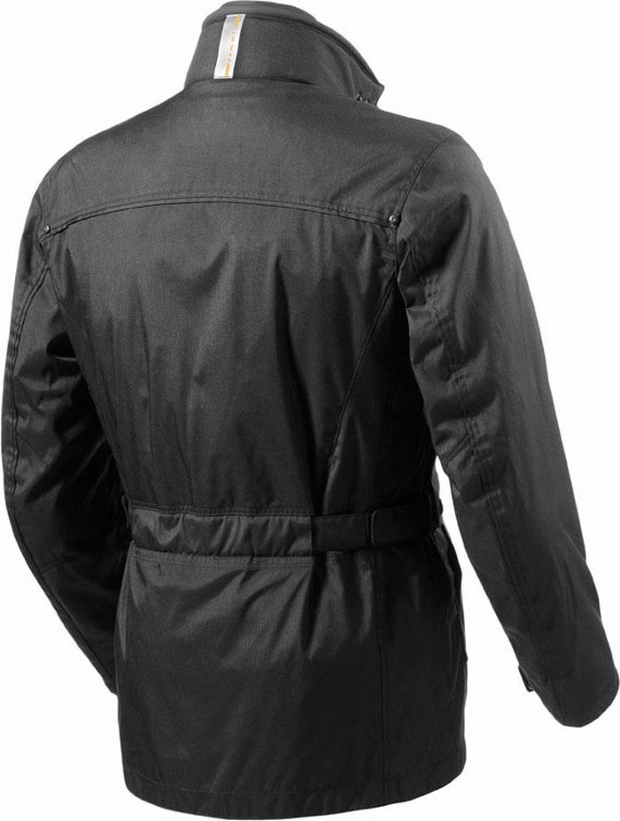 Rev'it Harlem  motorcycle jacket black Urban Collection