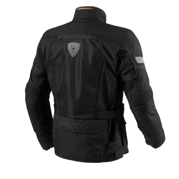 Giacca moto Rev'it Levante Nero