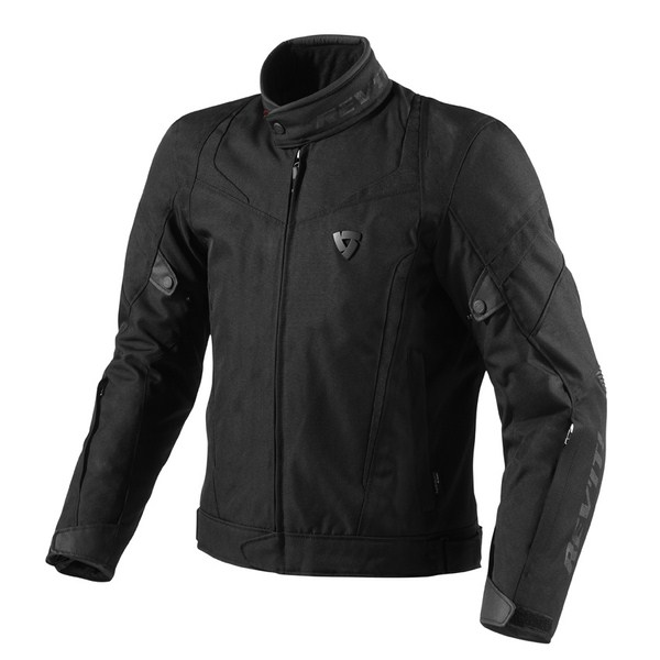 Motorcycle jacket Rev'it Jupiter Black