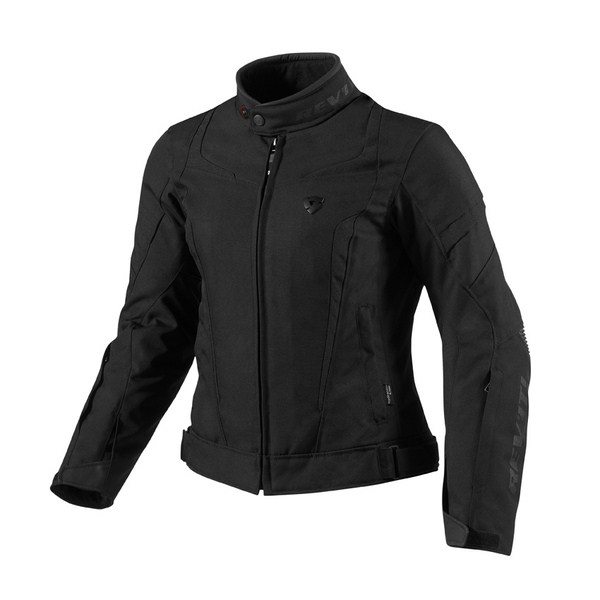 Jupiter woman motorcycle jacket Rev'it Black