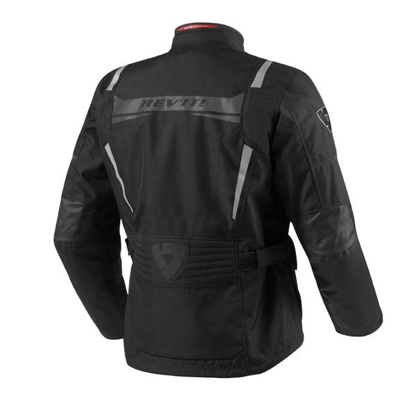 Motorcycle jacket Rev'it Nautilus Black