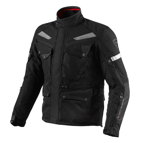 Giacca moto Rev'it Outback Nero