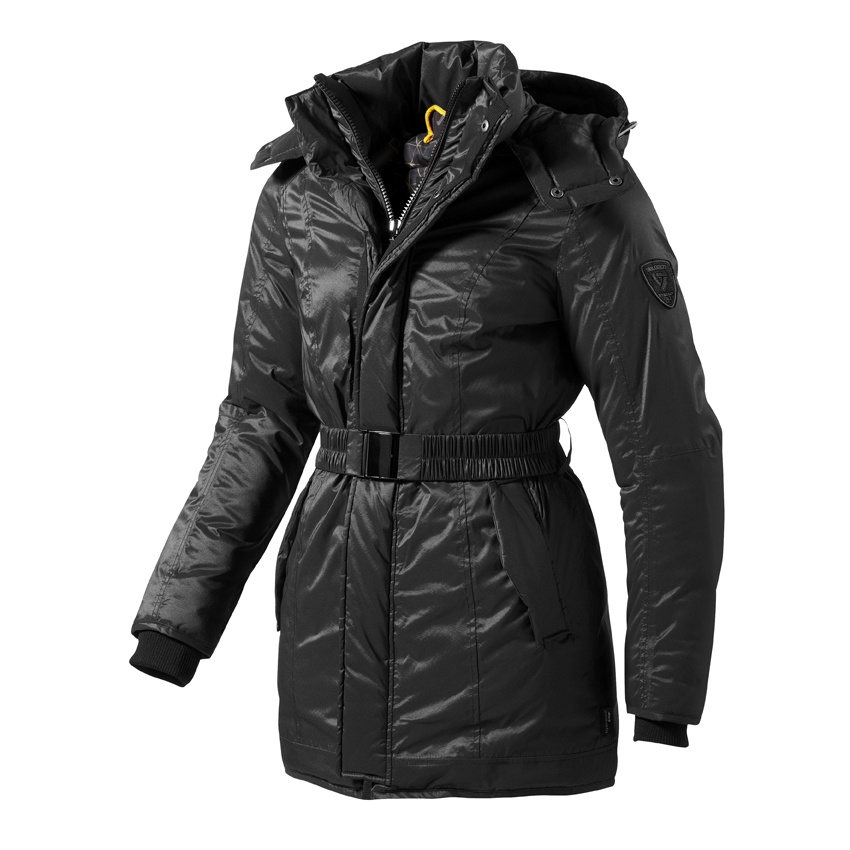 Victoria woman motorcycle jacket Rev'it Ladies Black