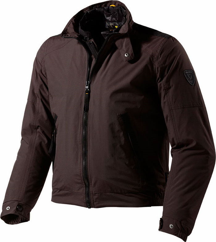 Rev'it Rivoli jacket dark brown