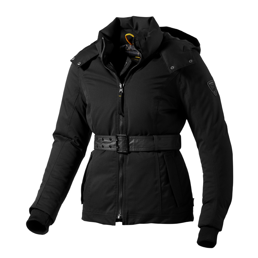 Giacca moto donna Rev'it Crescent Ladies Nero
