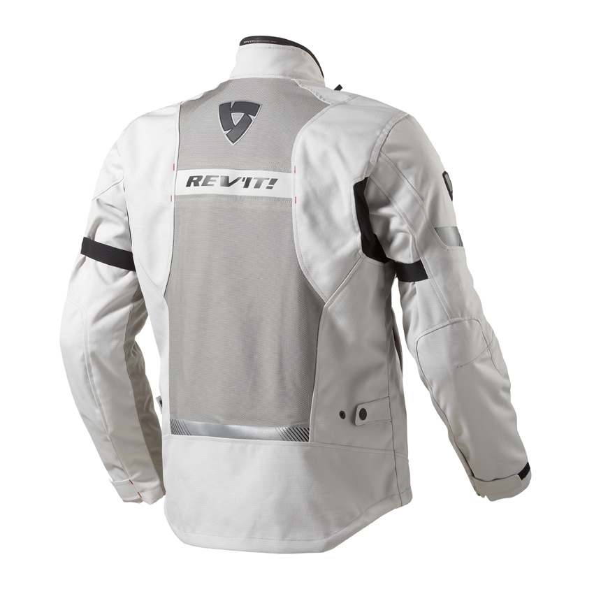 Motorcycle jacket Rev'it Chronos GTX Grey