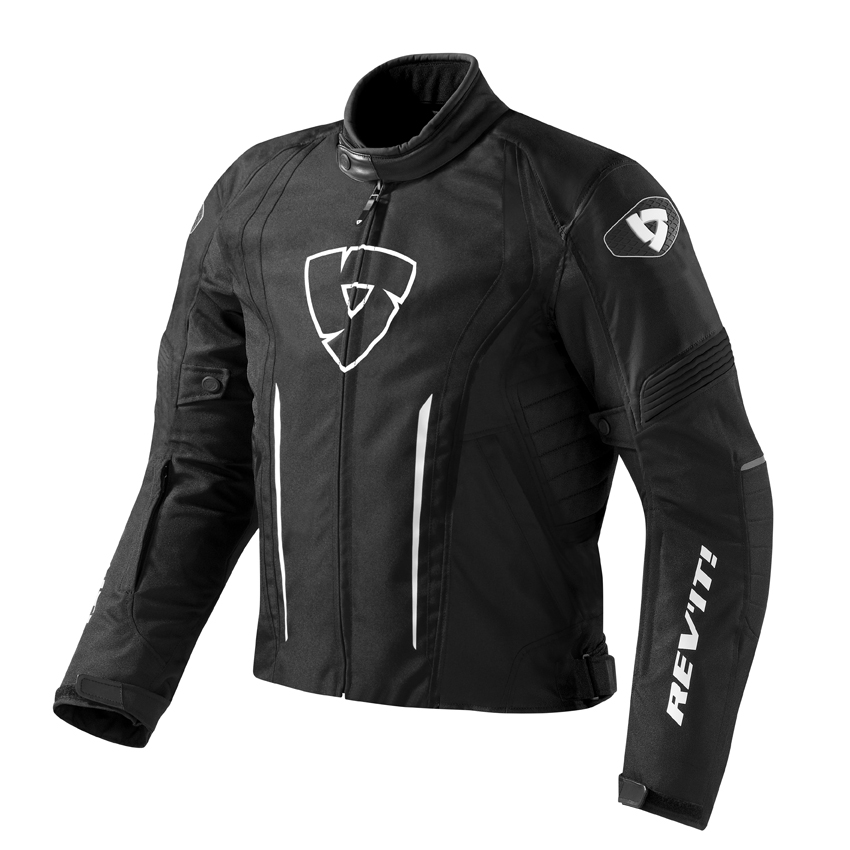 Giacca moto Rev'it Shield Nero