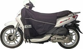Coprigambe impermeabile per scooter OJ FL-TB