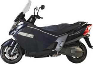 Coprigambe impermeabile per scooter OJ FL-TG
