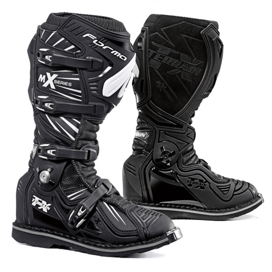 Boots Forma Terrain TX cross Black
