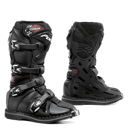 Cross Forma Cougar kid Boots Black