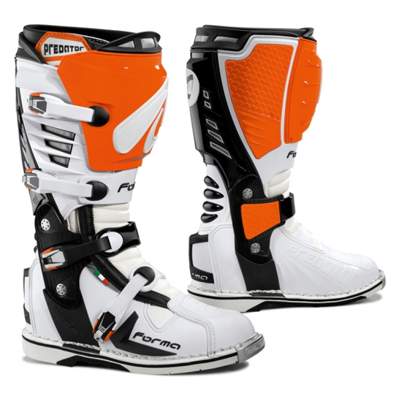 Boots cross Forma Predator Orange