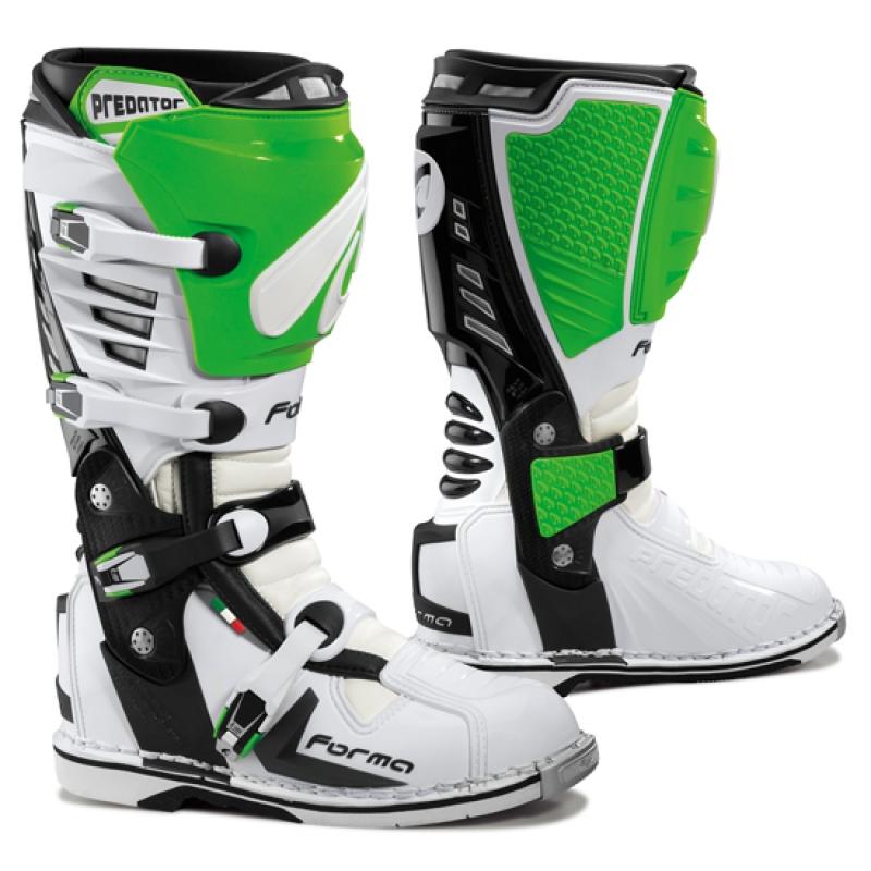 Boots cross Forma Predator Green
