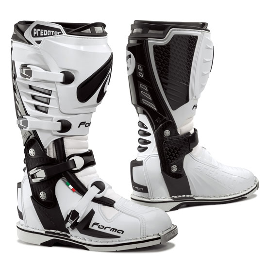 Boots cross Forma Predator White