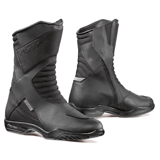 Motorcycle boots Forma Black