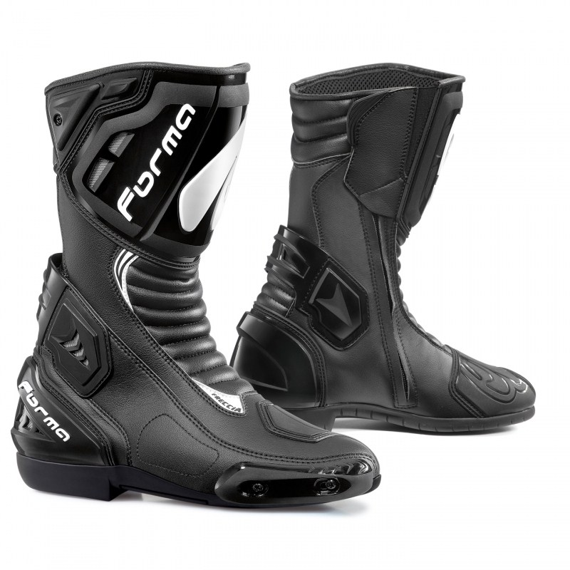 Arrow Forma Motorcycle Boots Black