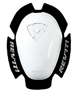 Coppia saponette Rev'it Type Z Bianco