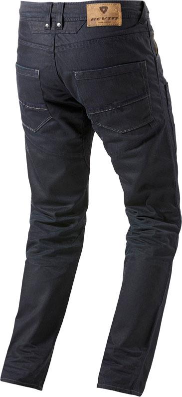 Jeans moto Rev'it Carnaby blu scuro L34