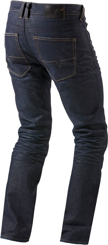 Jeans moto Rev'it Lombard blu scuro L32